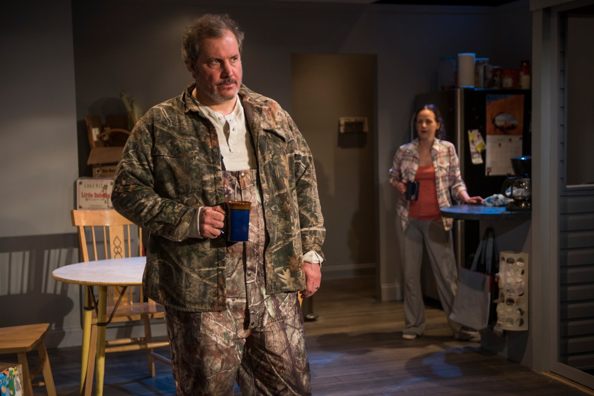 When The Levee Breaks: A Review of Cal in Camo at Rivendell Theatre Ensemble